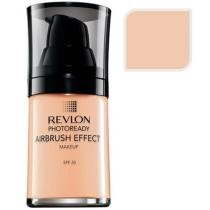 Base Facial Photoready Airbrush Effect MakeUp - Cor Nude - Revlon