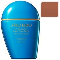 Base UV Protective Liquid Foundation SPF 42 - Cor Dark Beige - Shiseido