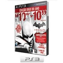 Batman Arkham City p/ PS3