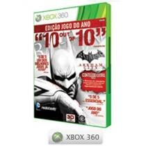 Batman Arkham City p/ Xbox 360 - Warner