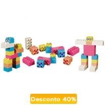 Bau Big Blocks 17 Blocos Gigantes