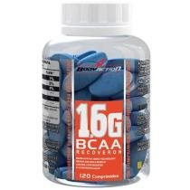 BCAA 1.6g 120 Tabletes - Body Action