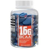 BCAA 1.6g 60 Tabletes - Body Action