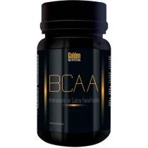 BCAA 100 Cápsulas - Golden Nutrition