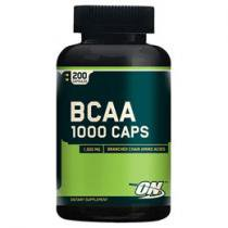 BCAA 1000 200 Cápsulas - Optimum Nutrition