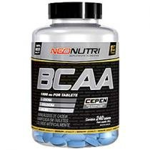 BCAA 1000mg Natural 240 Tabletes