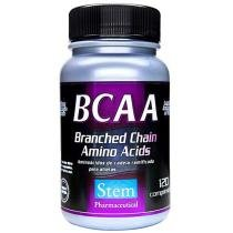 BCAA 120 Cápsulas - Stem Pharmaceutical