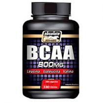 BCAA 800mg Absolute Nutrition 330 Cápsulas