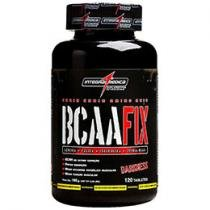 BCAA Fix Darkness 120 Tabletes - Integralmedica