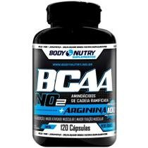 BCAA NO2 Arginina 120 Cápsulas - Body Nutry