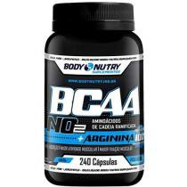 BCAA NO2 Arginina 240 Cápsulas - Body Nutry
