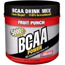 Bcaa Power 500g Fruit Punch - Labrada Nutrition