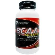 BCAA Science 1000 100 Cápsulas - Performance Nutrition