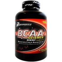 BCAA Science 1000 150 Tabletes - Baunilha - Performance Nutrition
