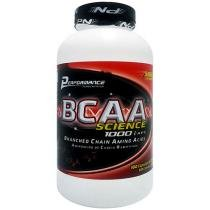 BCAA Science 1000 300 Cápsulas - Performance Nutrition