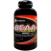 BCAA Science 1000 300 Tabletes - Baunilha - Performance Nutrition
