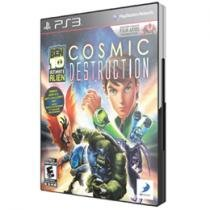 Ben 10 Ultimate Alien: Cosmic Destruction p/ PS3 - D3 Publisher