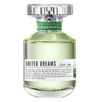 Benetton United Dream Live Free - Perfume Feminino Eau de Toilette 50ml