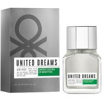 Benetton United Dreams Aim High Perfume - Masculino Eau de Toilette 60ml