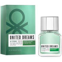 Benetton United Dreams Be Strong Perfume - Masculino Eau de Toilette 60ml