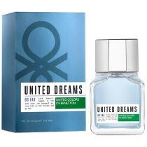 Benetton United Dreams Go Far - Perfume Masculino Eau de Toilette 60ml