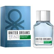 Benetton United Dreams Go Far Perfume Masculino - Eau de Toilette 60ml