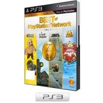 Best of Playstation Network - Vol. 1 para PS3 - Sony