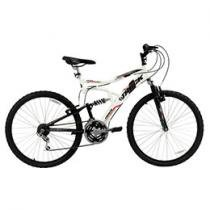 Bicicleta Aro 26 Full Suspension 21 Marchas