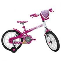 Bicicleta Barbie Aro 16