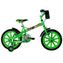 Bicicleta Ben 10 Aro 16