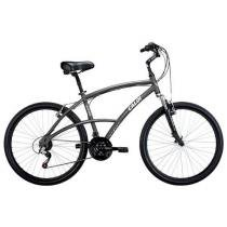 Bicicleta Caloi 500 Masc Grafite Aro 26 21 Marchas