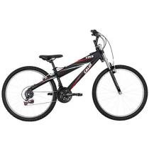 Bicicleta Caloi TRS Aro 26 21 Marchas Quadro Alum