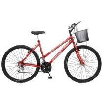 Bicicleta Colli Bike Allegra City Aro 26 18 Marcha - Freio V-brake