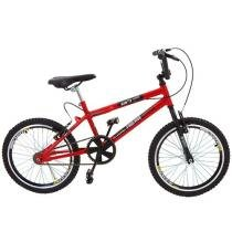 Bicicleta Colli Bike Cross Free Ride Aro 20 - Freio V-Brake