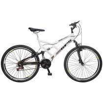Bicicleta Colli Bike GPS Mountain Bike Aro 26 - 21 Marchas Freio V-Brake