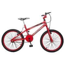 Bicicleta Colli Bike Max Boy Vermelho Aro 20
