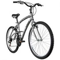 Bicicleta Comfort Caloi 100 Aro 26 e 21 Marchas