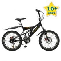 Bicicleta Fast Boy 18 Marchas Aro 20