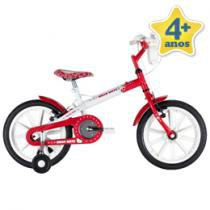Bicicleta Hello Kitty Aro 16