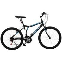 Bicicleta Houston Atlantis Land Aro 24 - 21 Marchas Freio V-Brake