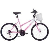 Bicicleta Houston Bristol Peak Aro 24 21 Marchas - Freio V Brake
