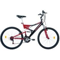 Bicicleta Houston Stinger Aro 26 21 Marchas - Freio V-Brake