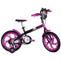 Bicicleta Infantil Caloi Monster High - Aro 16