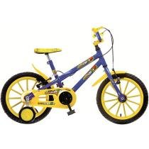 Bicicleta Infantil Colli Bike Hot Colli Aro 16 - Freio V-brake