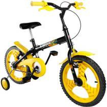 Bicicleta Infantil Dino Aro 16