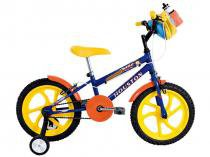 Bicicleta Infantil Houston Nic Aro 16 - Freio Side Pull