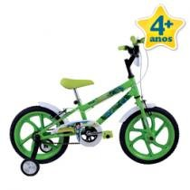 Bicicleta Infantil Masculina Max Steel Aro 16