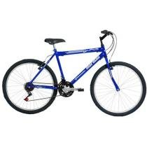 Bicicleta Mormaii Jaws Mountain Bike Aro 26 - 21 Marchas Freio V-brake