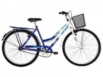 Bicicleta Soberana FF Aro 26 com Cesta