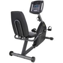 Bicicleta Spinning Golds Gym Power Spin 390 - Residencial com Acento Regulável Display LCD